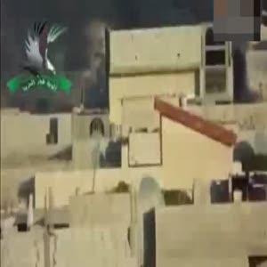 ÖSO Kobani'de bir mahalleyi IŞİD'den temizledi