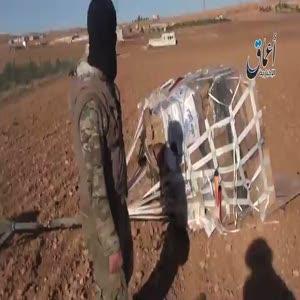 ABD'nin YPG'ye attığı mühimmat IŞİD'in eline geçti
