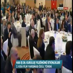 Davutoğlu'nun yönetmen Suat Eroğlu'na tepkisi