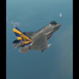 F35'ler yerli malı kullanacak