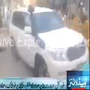 İntihar saldırısında kamera kayıttaydı