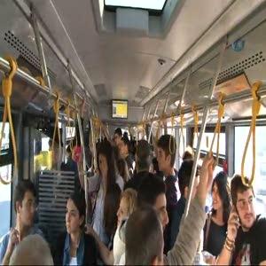 Toplu taşıma araçlarındaki o sesi merak ettiniz mi?