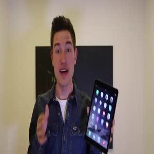 iPad Air 2 Bükülme Testi