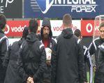 Beşiktaş, derbi maçı hazırlıklarını sürdürüyor
