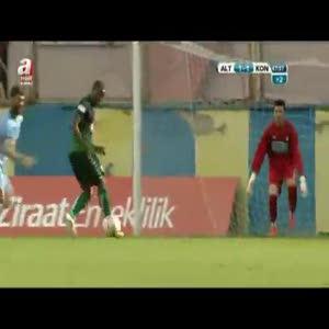 Altay: 1 - Torku Konyaspor: 1