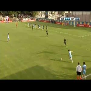 Altay: 1 - Torku Konyaspor: 2