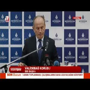 Kadir Topbaş'tan süpriz cami inşaatı açıklaması