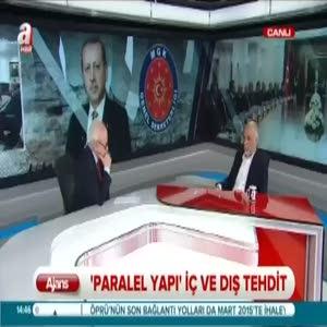 Latif Erdoğan Fethullah Gülen'i kendi silahıyla vurdu