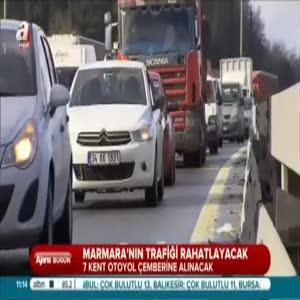 İstanbul'da trafik rahatlıyor işte proje