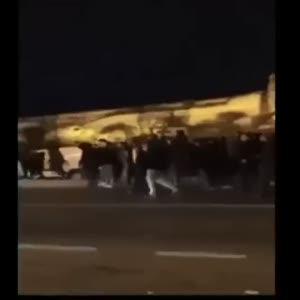Olaylı kavganın görüntüleri ortaya çıktı