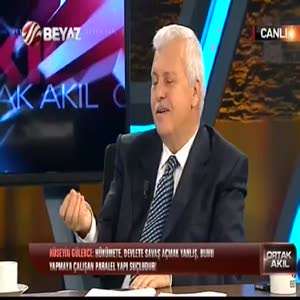 Gülerce Zaman yazarı Ahmet Turan Alkan'ı topa tuttu 'KOSKOCA ADAMSIN AYIPTIR!'