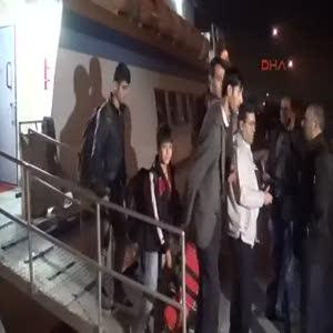 Mülteciler Mersin'e sığındı