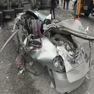 Şırnak'ta kaza: 3'ü çocuk 4 kişi ölü, 2 yaralı