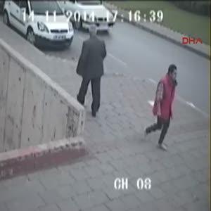 Kaybolan Ayşe Bilir'in güvenlik kamerası görüntüleri