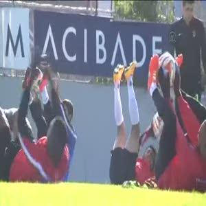 Trabzonspor'da Metalist Kharkiv hazırlıkları