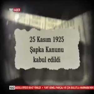Şapka Kanunu'nun 89. yılında Türkiye'de neler değişti?