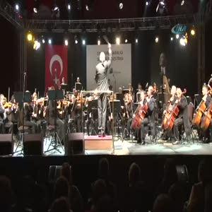 Cumhurbaşkanlığı Orkestrası izleyenleri büyüledi