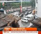 Çin'de maden ocağında yangın çıktı
