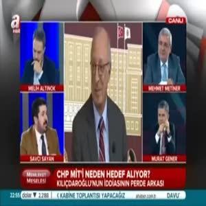 Savcı Sayan: Paralel Yapı CHP'yi ele geçirdi