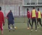 Sivasspor'da Mersin İdmanyurdu maçı hazırlıkları