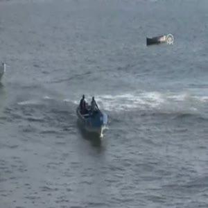 Somalili balıkçıların balık taşıma yöntemleri