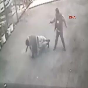 Mersin'de baba ve oğul böyle vuruldu