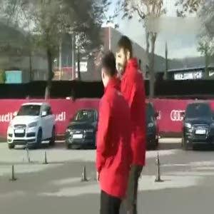 Messi ölümden böyle kurtuldu