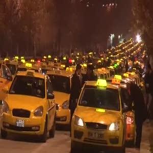 Başkent'te taksilere yüzde 10 zam geldi