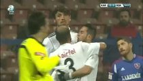 Karabükspor: 1 - İstanbul Başakşehir: 1