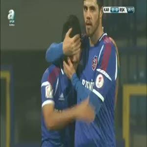 Karabükspor: 1 - İstanbul Başakşehir: 0