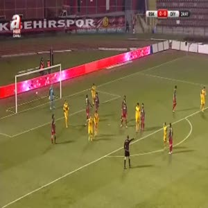 Eskişehirspor: 1 - Diyarbakır BB: 0
