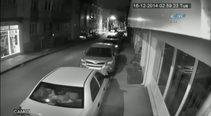 Hırsız suçüstü yakalandı