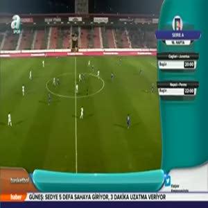 Gaziantepspor: 0 - Gaziantep BB: 0 (Özet)