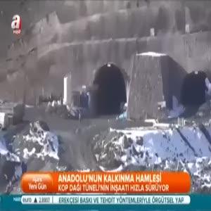 Doğu Anadolu ile Karadeniz'i birleştirecek
