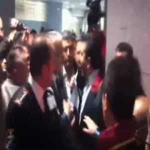 Ekrem Dumanlı'nın sorgusu öncesi Avukat-Polis tartışması