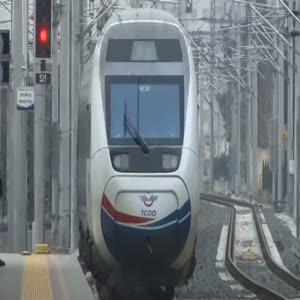 Konya-İstanbul hızlı treninin ücretsiz biletleri tükendi
