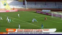 Adana Demirspor: 1 - Sarıyer: 0 (Özet)