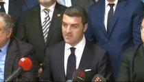 Emir Sarıgül'den istifa açıklaması