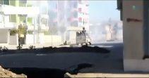 Şırnak'ta gündüz vakti dehşete düşüren görüntü!