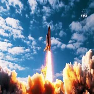 Astronotun gözünden uzay yolculuğu