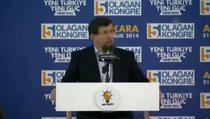 Davutoğlu: CHP'nin zihniyet köklerinde darbe anlayışı vardır