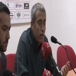Balıkesirspor Kasımpaşa maçının ardından