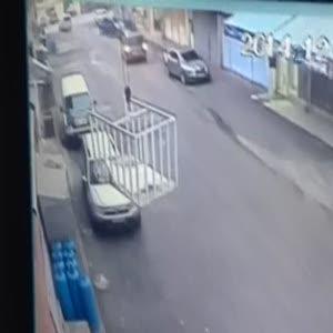 4 kişinin yaralandığı silahlı saldırı görüntüleri