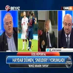 Ahmet Çakar, Haydar Dümen olursa!