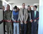 Galatasaraylı basketbolcu Silopi'de kütüphane kurdu