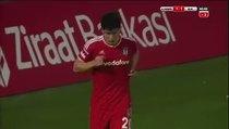 Beşiktaşlı Necip'ten fair-play örneği