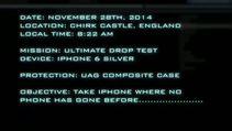 UAG kılıflı iPhone 6 uzaydan Dünya'ya düştü