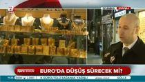 Euro'da düşüş sürecek mi?