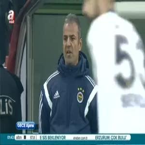 Kayseri: 1- Fenerbahçe: 1 (Özet)