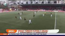 Fatih Karagümrük: 0 - Samsunspor: 3 (Özet)